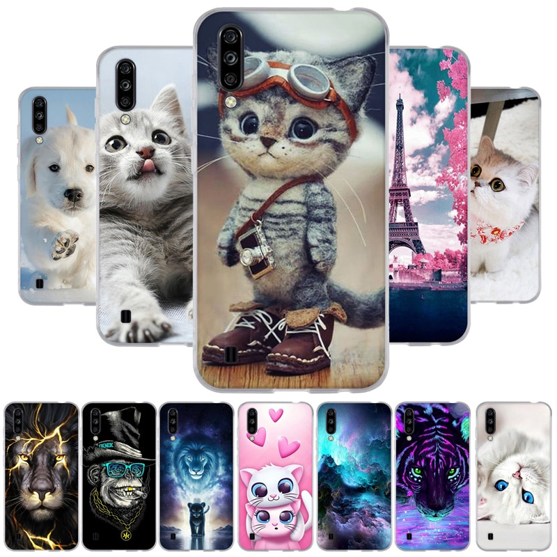 Silicone Case For ZTE Blade A7S Cases Full Protection Top Quality Soft Back Cover for ZTE Blade A7s