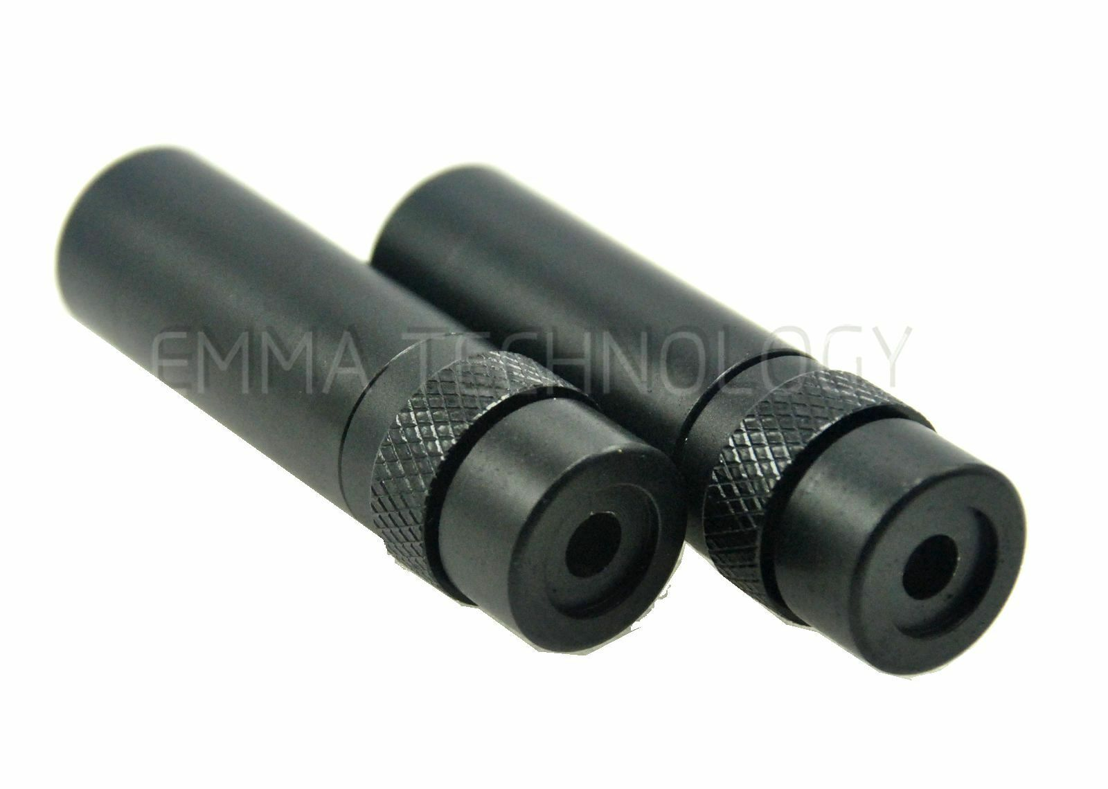 2шт 16x55 мм фокусируемый корпус для 5,6 мм лазер диод w% 2F стекло линза 200-1100 нм