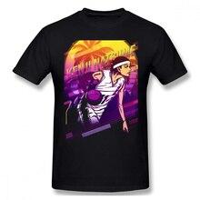 T-Shirt pour hommes Kenji 80s Style Art 100% coton col rond Ahiru No Sora Kurumatani basket Anime T-Shirt 6XL grande taille vêtements