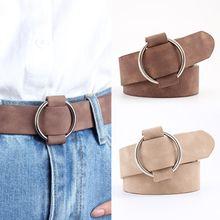 1PC Ladies Fashion Faux Leather Belts 7 Colors High Quality Jeans Dress Coat Wild Adjustable Belts W