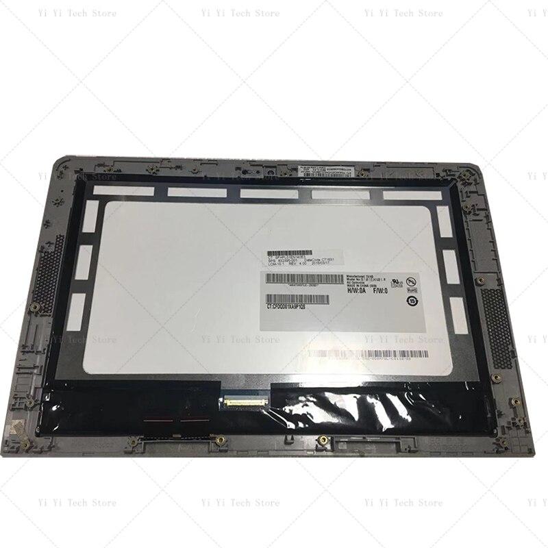 Pantalla LCD de repuesto de 10 pulgadas para HP PAVILION X2 10-N 10N serie 10-N110CA X2 210 G2, pantalla lcd para tableta B101EAN01.8 TV101WXM-NP1