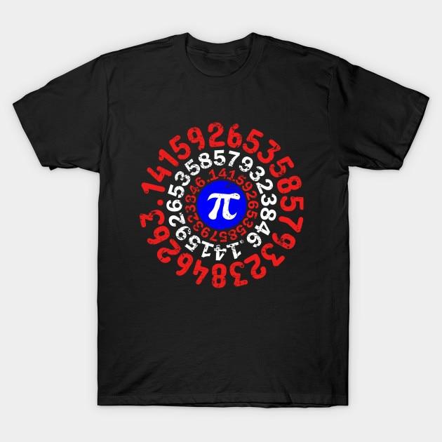 Camiseta de hombre, camiseta de capitán Pi 3,14, Nerdy Geeky, empollón, estudiante de matemáticas, camiseta para mujer