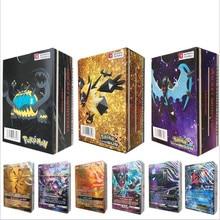 Pokemon Gx Mega Shining Game Kaarten Action Figures Anime Pokemon Battle Carte Trading Cards Speelgoed 295GX + 5Mega