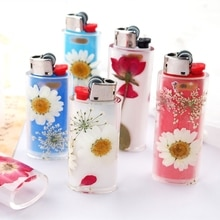 2Pcs Universal Cigarette Lighter Cover Silicone Resin Mold Cigar Lighter Protective Punch Epoxy Resi