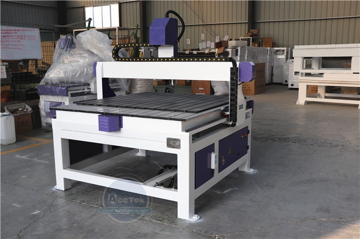 1200x1200mm Cnc Advertisment Router Wood Carving Machine Cnc Router Woodworking 1 Phase enlarge