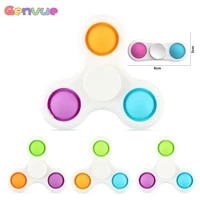 push bubble fidget toy autism for adult child toys stress relief wristband hand push it bubble antistress sensory pack gift toy