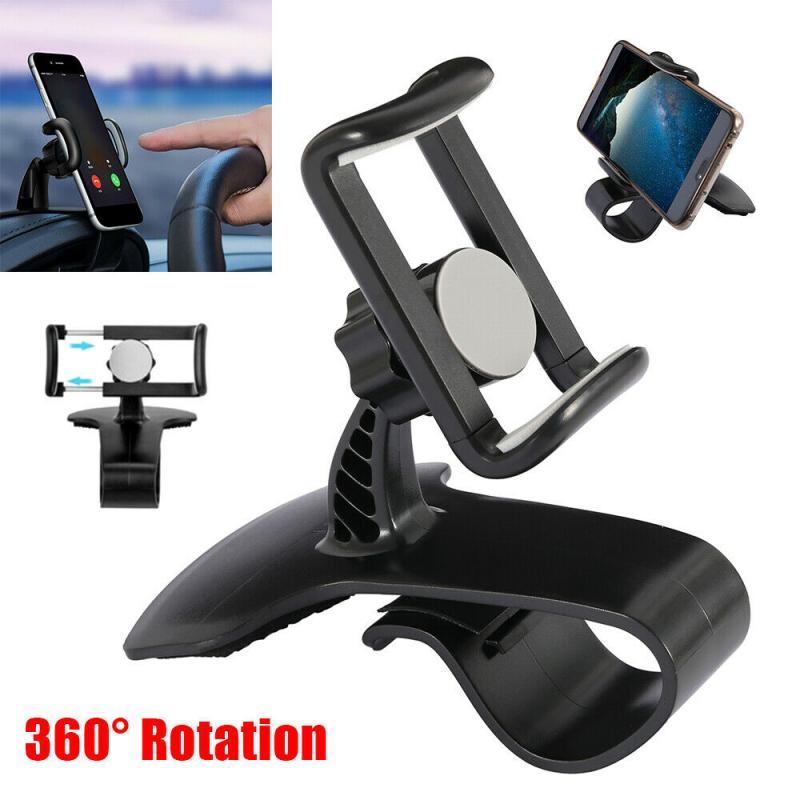 Фото - 1 Автомобильный кронштейн для телефона, обычная модель, GPS, установка приборной панели автомобиля, кронштейн для телефона, удобный кронштейн кронштейн