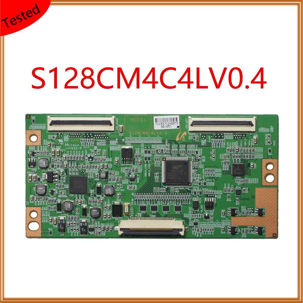 Board para Samsung Equipamentos para o Negócio Placa de Substituição Lógica Placa Cartão Exibição Original Tcon S128cm4c4lv0.4 t Con tv