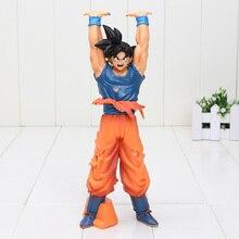 24cm Anime Dragon Ball Z Son Goku Genki Dama esprit bombe figurine Kakarotto Collection modèle enfants jouet