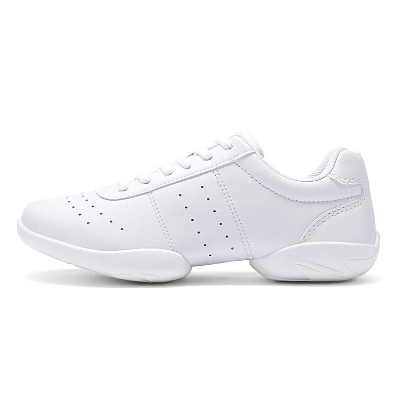 Children Training Athletics Aerobics Shoes Women Breathable Fitness Sneakers Girl Soft Bottom Ladies