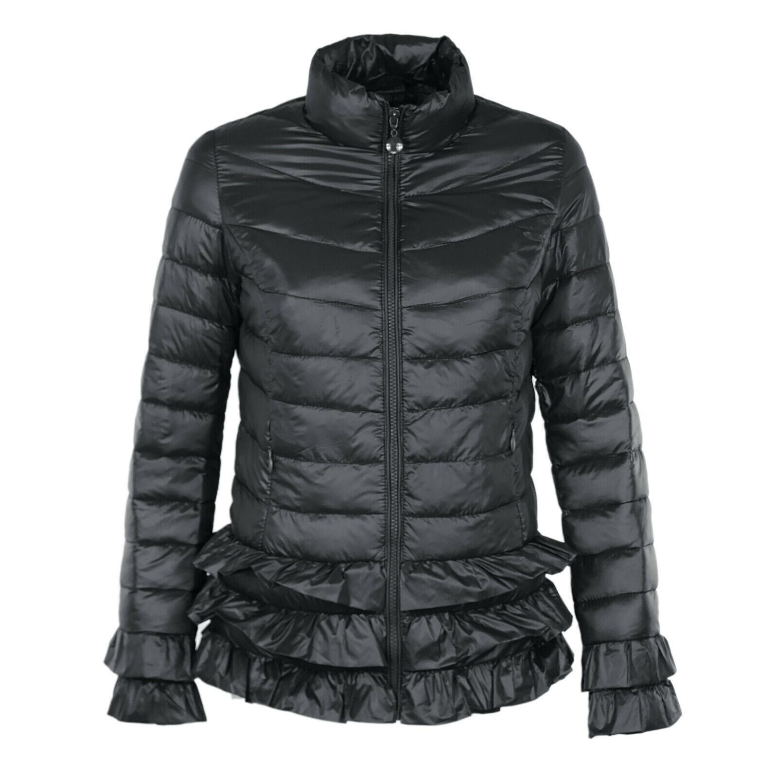 ZOGAA Women's Cotton Parkas Coats Puffer Jacket Parka Women Fashion Slim Fit Solid Coat Outwear Women Parkas Plus Size S-XXL