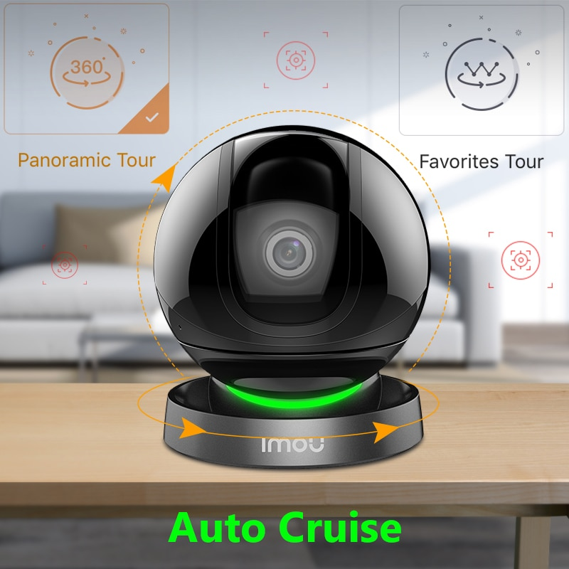 Imou Smart Security Alarm System Video Tracking Motion Detector Door Contact Siren Remotel Control Home Security Solution enlarge