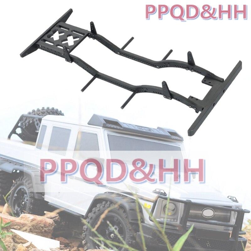 مجموعة إطار سيارة بجهاز تحكم عن بعد ، إطار معدني 1:10 لطراز Axial SCX10 D90 JK ، زاحف RC