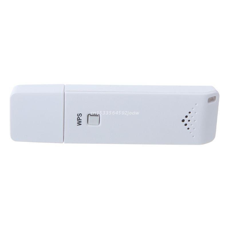 RT3072 300Mbps беспроводной LAN Мини USB адаптер WiFi ключ для систем Windows Прямая поставка