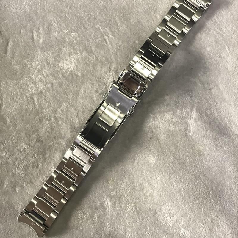 Высококачественная Пряжка из нержавеющей стали шириной 20 мм для браслета SBDC061/63/65/071/079/SPB077 079 083 087