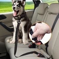 dog seat belt telescopic leashes for dogs walking reflective dog seat belt nylon adjustable leashes dogs walker pets accessories
