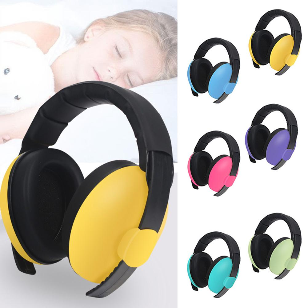 Baby Ears Protection Noise Reduction Concert Headphone Kids Earmuff