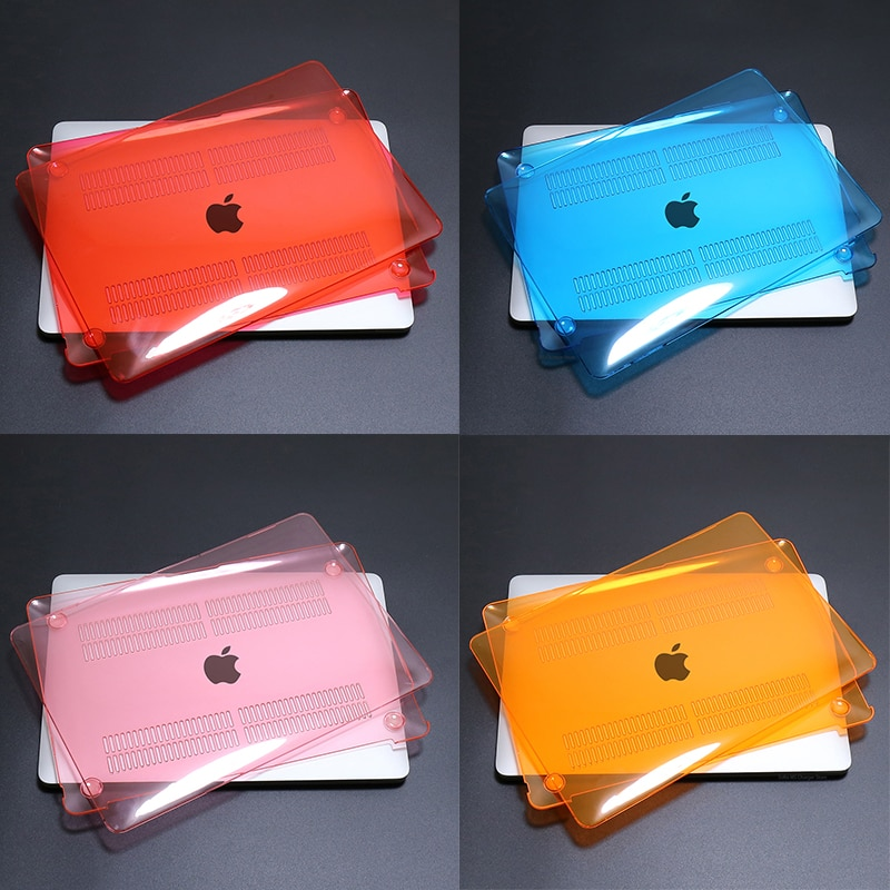 Funda de cristal para MacBook Pro 13 A2289 A2251 2020 Funda de...
