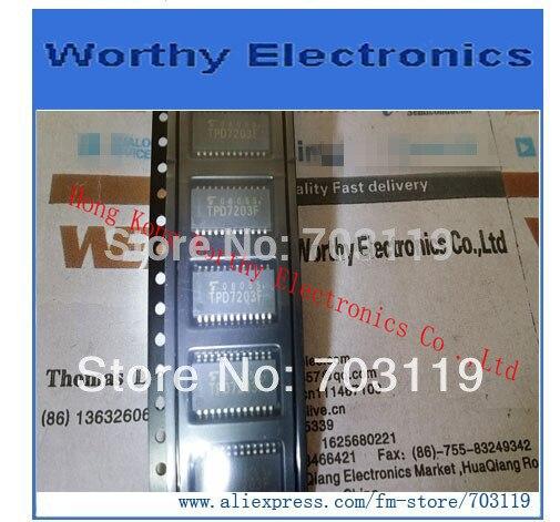 Shiping مجانا 10 قطعة/الوحدة TPD7203F TPD7203 SOP-24