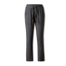 Neatie Kiddie Slpeep Night Drawstring Pajama Pants Women Full-length Home Lounge Clothes Spring Autu