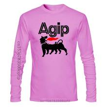 New 2021 Agip Racing Logo In All Color T-Shirt Usa Size Apparel Casual? Tee Shirt