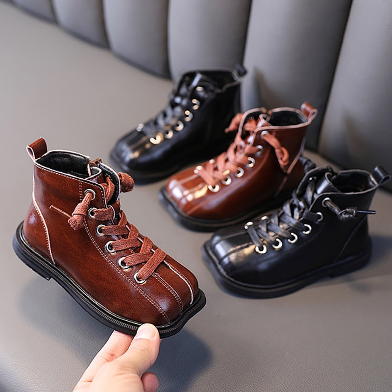 dolakids-girls-martin-boots-winter-new-baby-apple-head-fashion-shoes-childrens-british-style-ankle-boots-cotton-boots