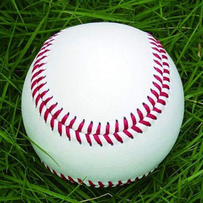 Ручная работа, бейсбол s № 9, резиновая внутренняя версия, бейсбол для детей, фитнес-мяч, тренировка, мужская тренировочная командная игра