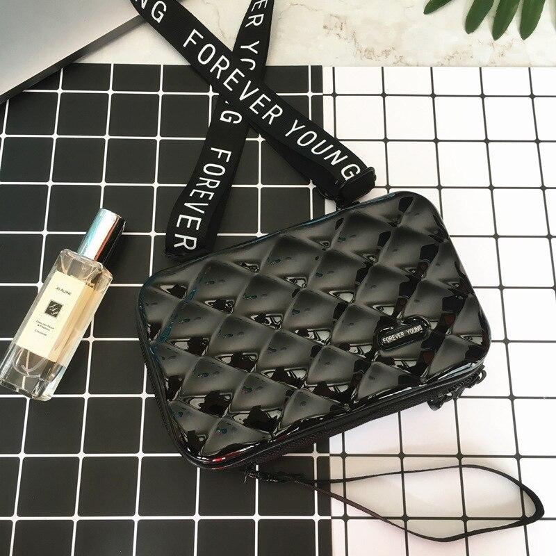 Women Handbag 2021 New Designer Bags for Women Geometric Plaid Totes Ladies Small Shoulder Bag Women Famous Brand Clutch Bag