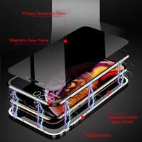 Защитное магнитное стекло для смартфона с антишпионским покрытием #2