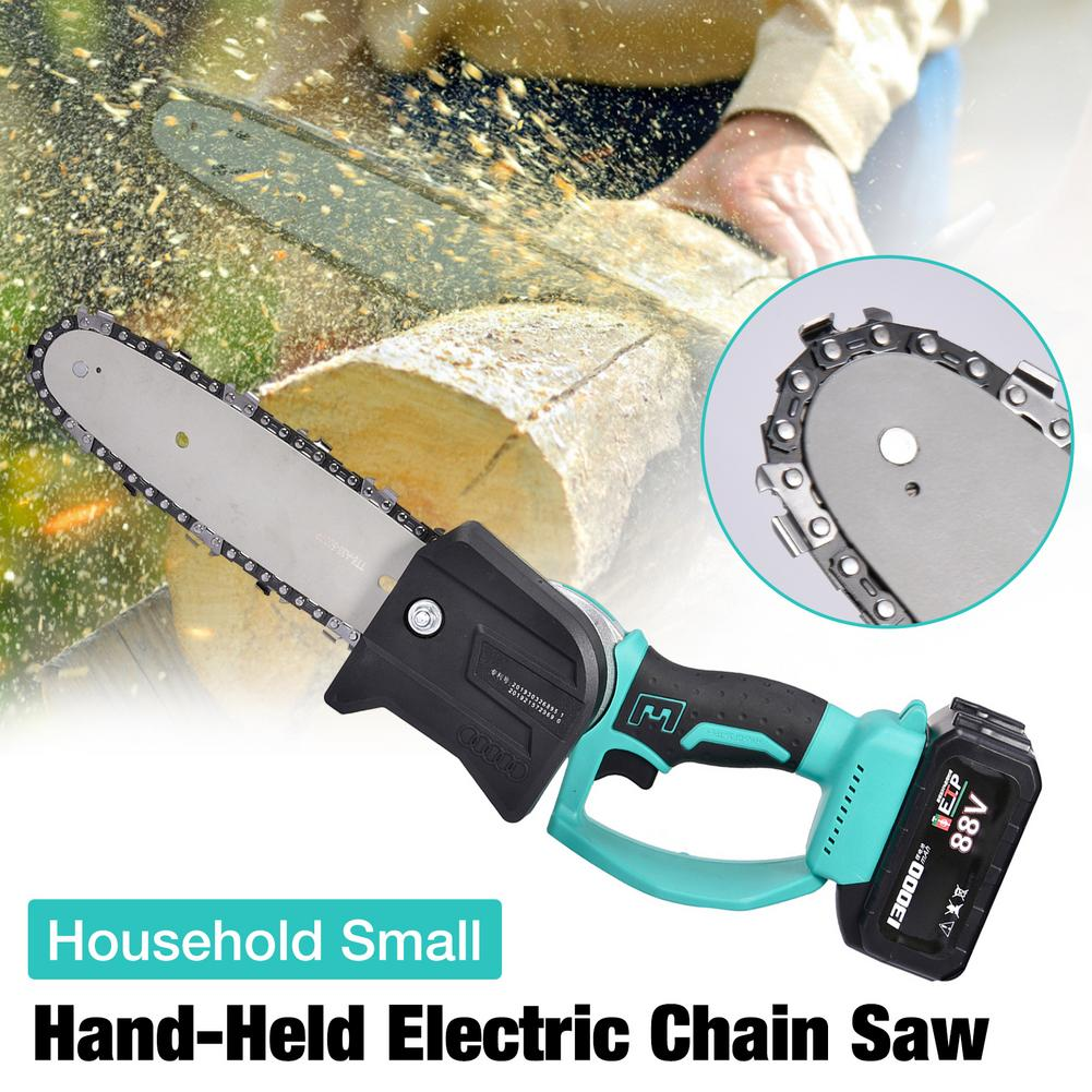 Upgrade 18.89inch Electric Chainsaw Bracket Rechargeable-lithium Battery Chain Saw Part Angle Grinder Into Chain Saw