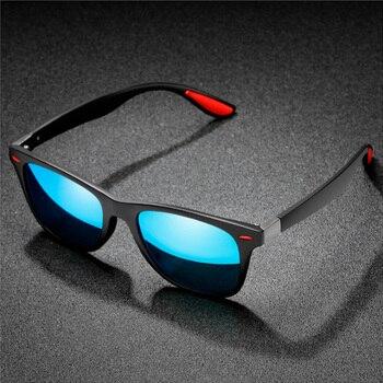 2021 Brand Design Polarized Sunglasses Men Women Driver Shades Male Vintage Sun Glasses Men UV400