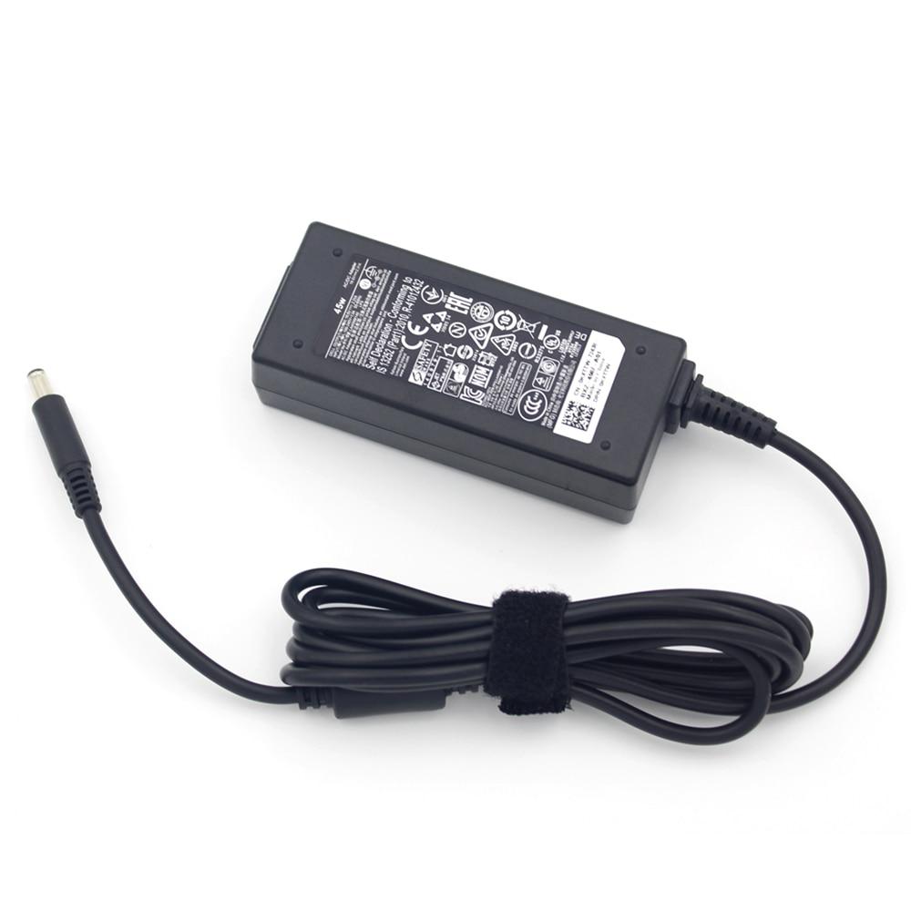 19,5 V 2.31A cargador/adaptador de CA HA45NM140 DA45NM140 ADP-45KE 0285K Dell