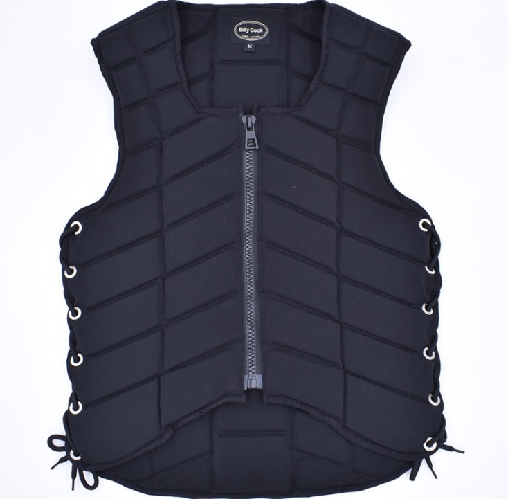 Children's horse riding vest protective clothing outdoor equestrian clothing for horse farm equipment
