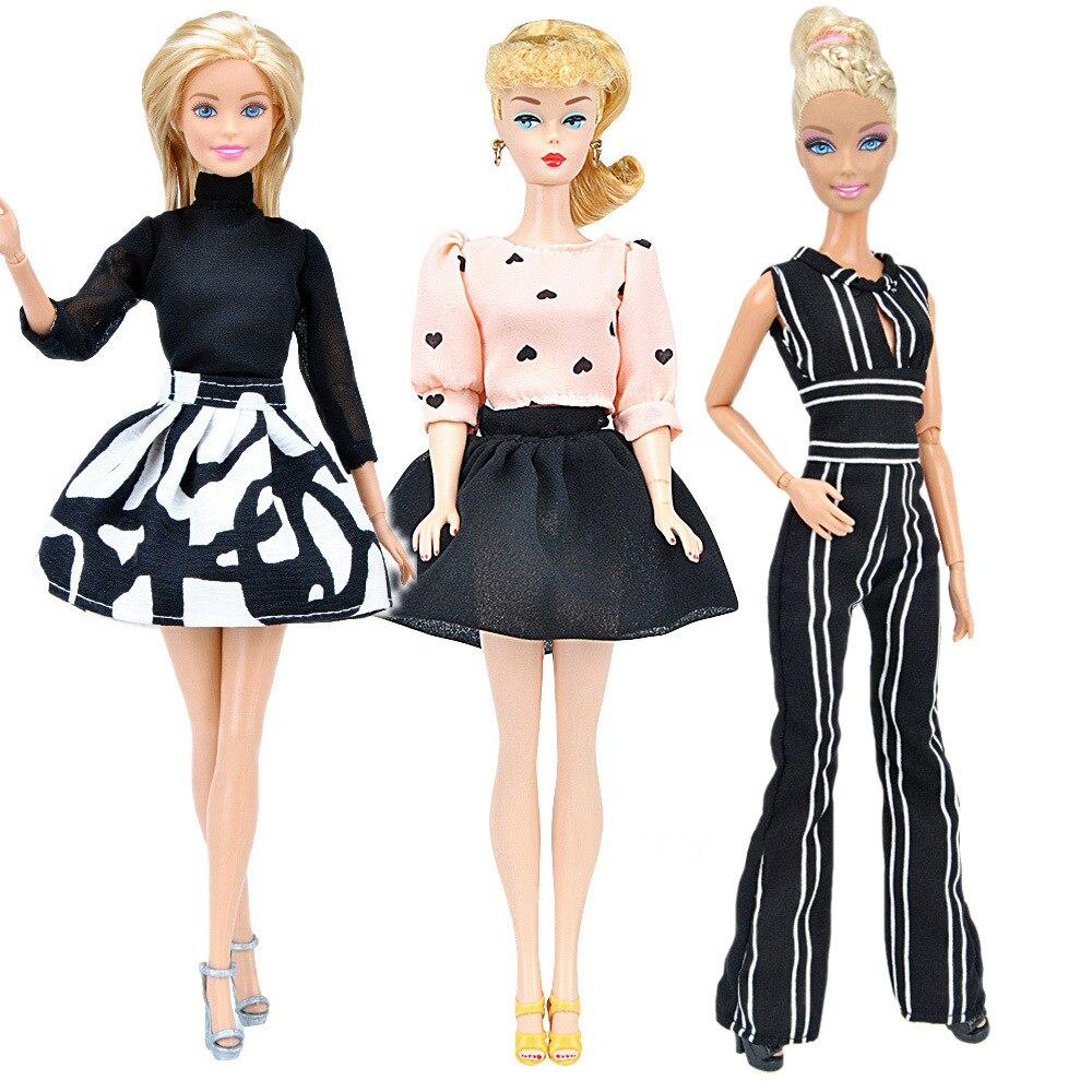 Модный офисный костюм, наряды для кукол Барби 1/6 FR BJD, одежда, аксессуары, одежда для игрового домика