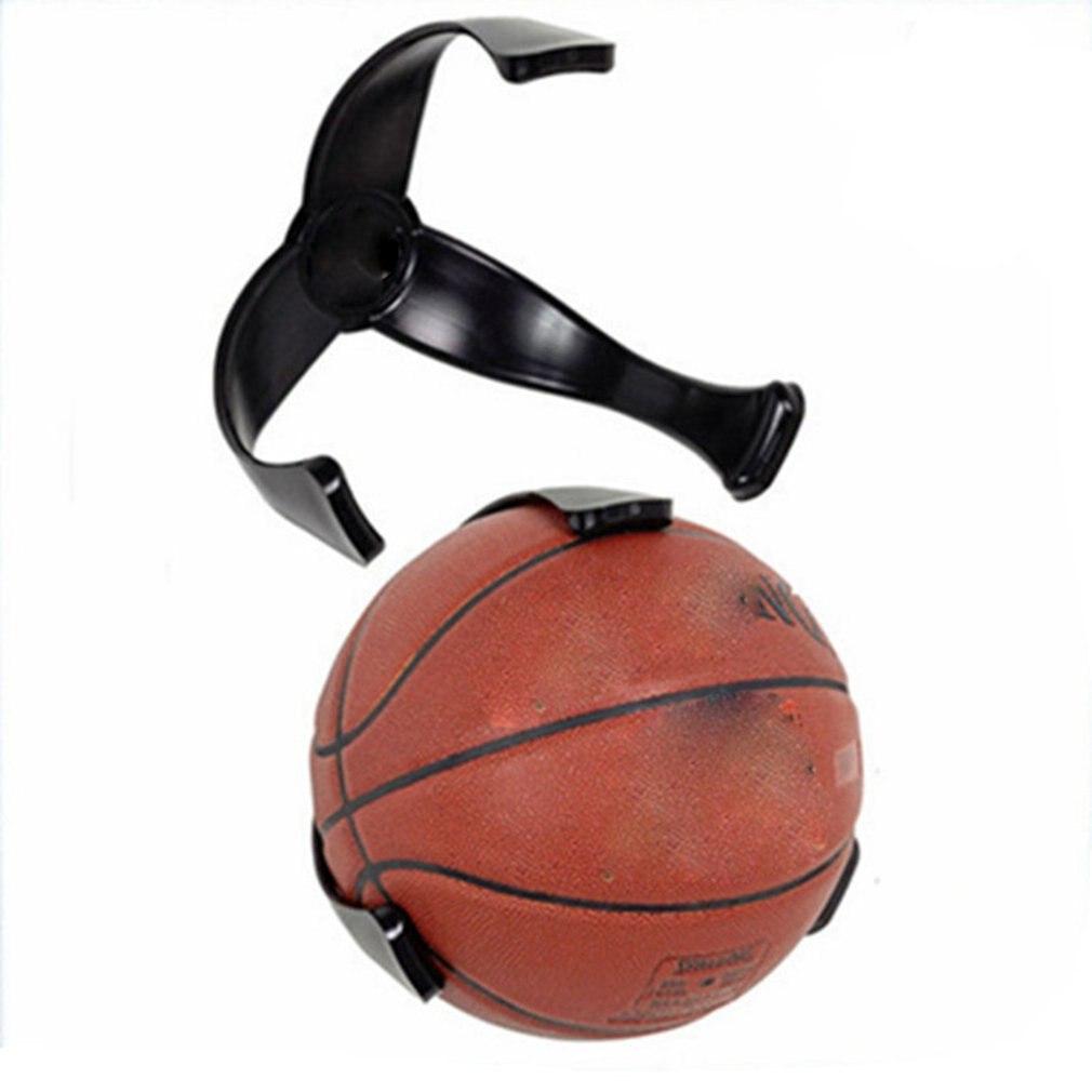1 шт. Баскетбол Футбол волейбол стеллаж для хранения Дисплей стенд мяч Коготь настенные держатели для мячей Органайзер