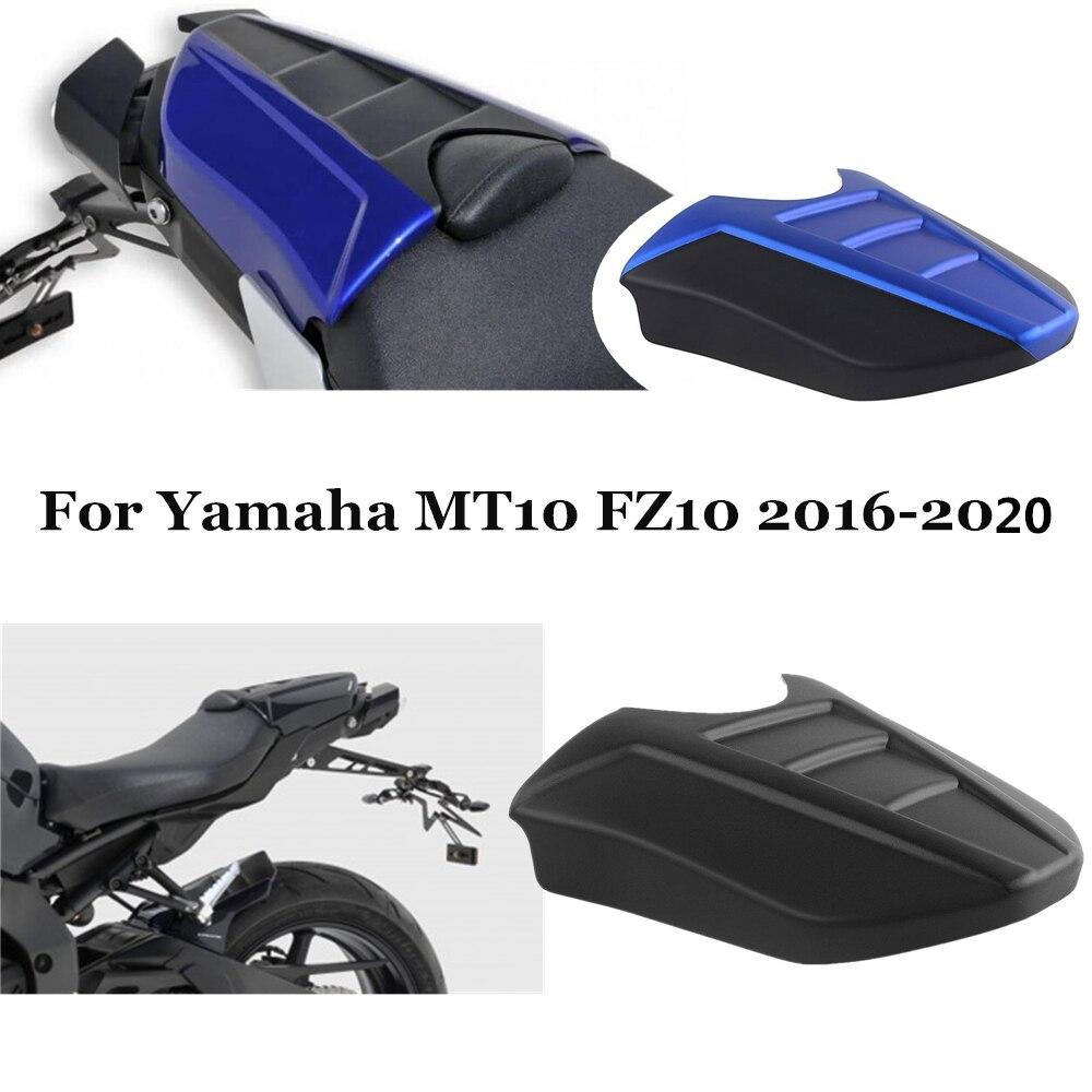 Assento do motocicleta traseiro para yamaha, para yamaha mt10 fz10 MT-10 FZ-10 mt fz 10 2016 2017 2018 2019 2020 capa carenagem cowl