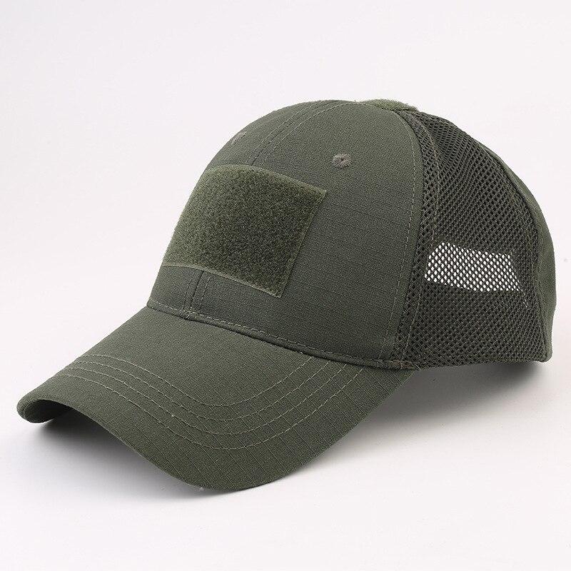 Тактическая армейская Кепка ncmama, кепка в стиле милитари для спорта на открытом воздухе, камуфляжная кепка в стиле простоты, камуфляжная кеп...
