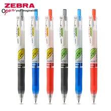 Японская Зебра JJS77/JJ77 Sarasa Mark на гелевых ручках быстросохнущие 0,4/0,5 мм 1 шт.