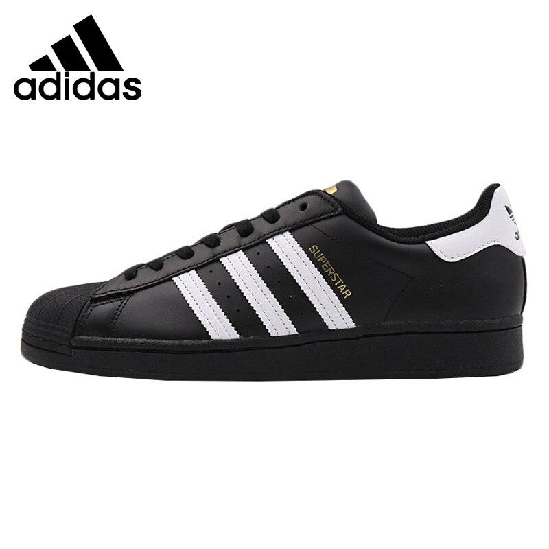 Original New Arrival  Adidas Originals SUPERSTAR Unisex  Skateboarding Shoes Sneakers