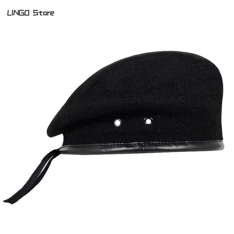 2019 new solid color beret outdoor fashion warm beret ten color hip hop hat casual hats