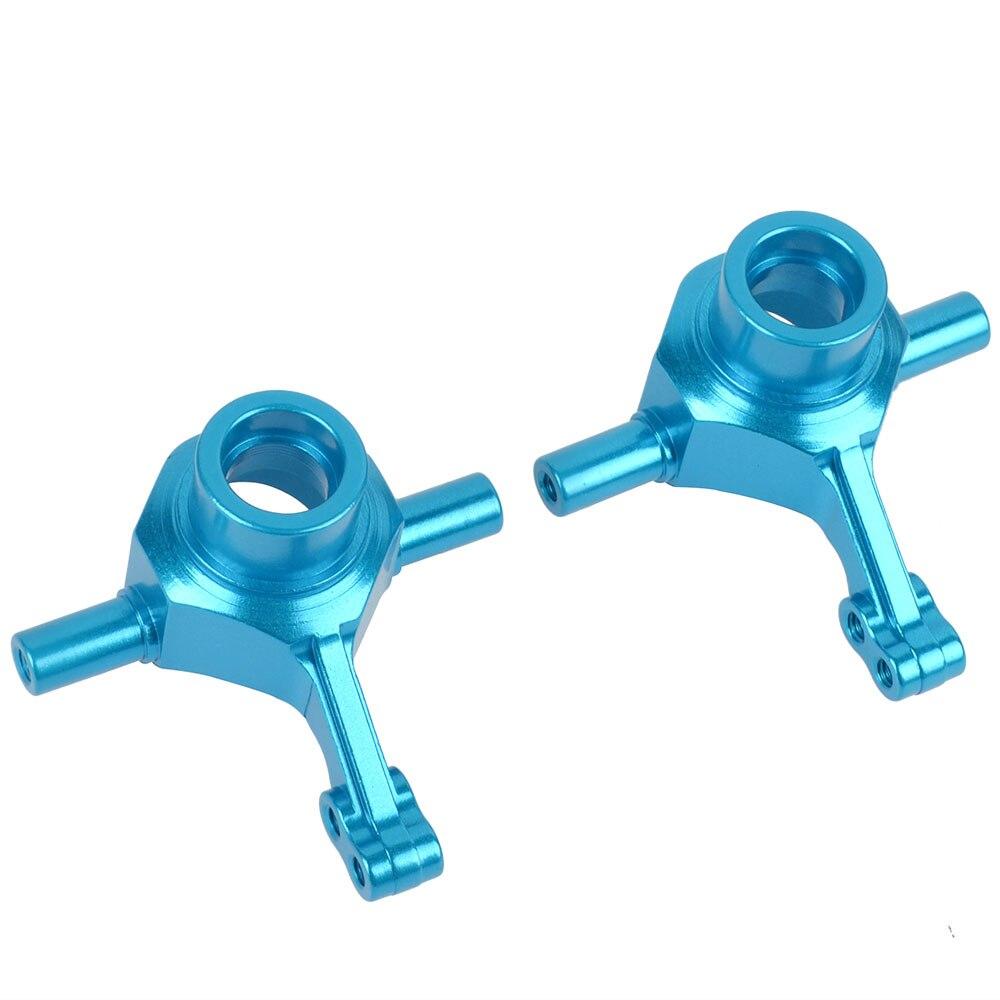 Алюминиевый Комплект передних насадок для тамии TT02, обновленные детали для ступицы 1/10, TT-02