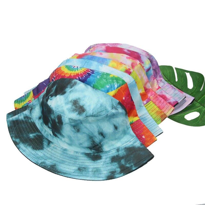 Панама женская Двусторонняя Складная с принтом, пляжная шляпа с защитой от солнца, в стиле кэжуал, для улицы, летняя панама панама женская шл...