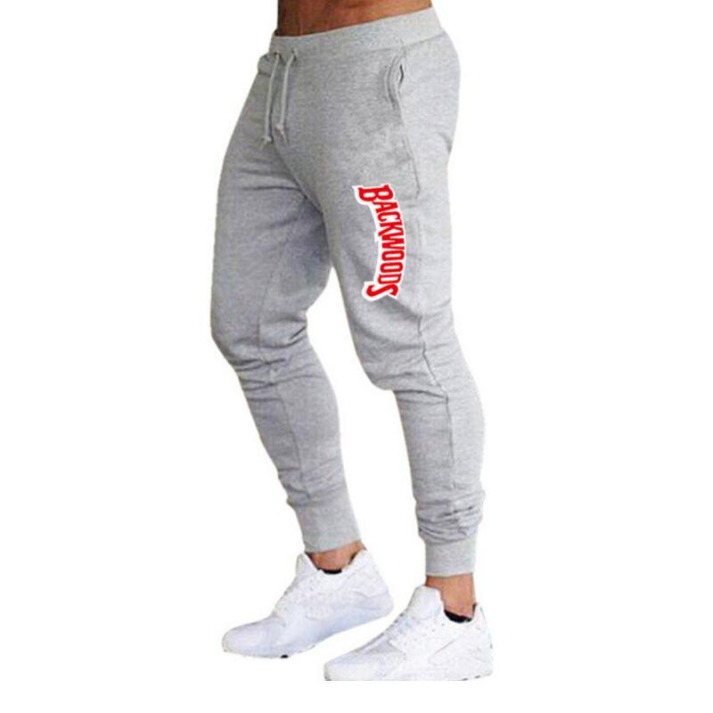 Мужские спортивные штаны, серые тренировочные штаны, спортивная одежда для бодибилдинга, 2021
