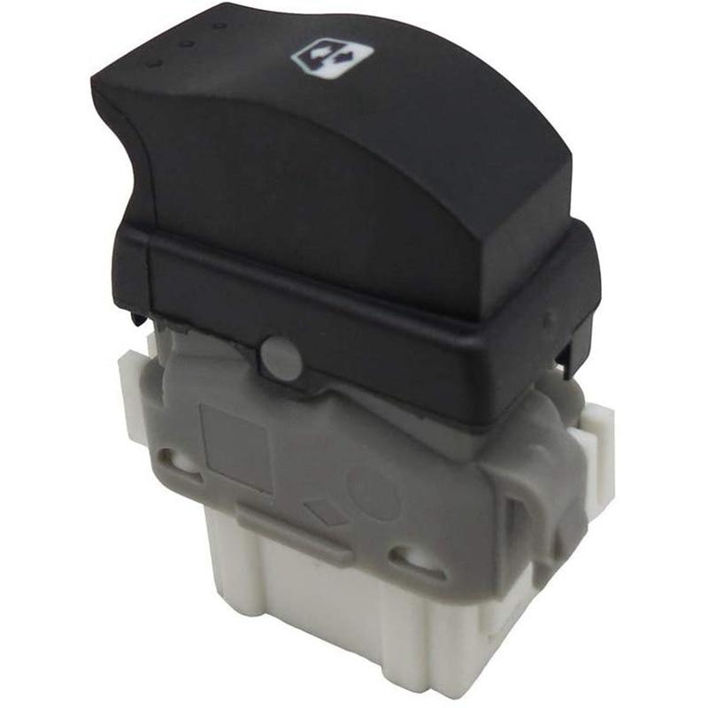 Para Renault Megane 2 Scenic 2 lago 2 Unidad de conmutador de regulación de ventana botón de Control de encendido trasero 8200315024