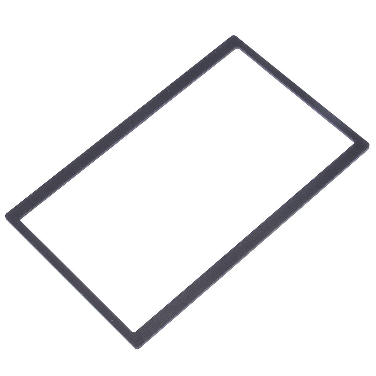 Marco de Panel para reproductor de DVD de coche, soporte para p-assat...