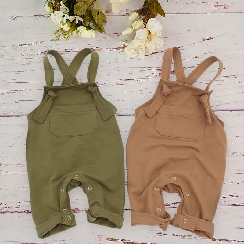 Nueva moda ropa de bebé recién nacido trajes de algodón sin mangas liso Multicolor blusa de niño mono lindo infantil, Chico y Chica Romper