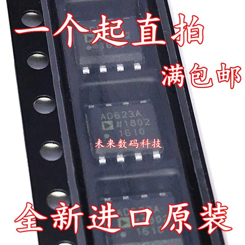 100% nouveau et original en stock AD623ARZ 800KHZ 110DB SOP-8