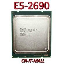 Sacó E5-2690 servidor cpu 2,9G 20M 8Core 16 hilo LGA2011 procesador