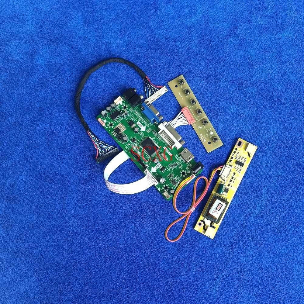 2CCFL عدة HDMI-متوافق VGA DVI 1400*1050 مراقب 30 دبوس LVDS M.NT68676 محرك وحدة تحكم المجلس ل TX41D97VC1GAA/TX41D97VC1HAA