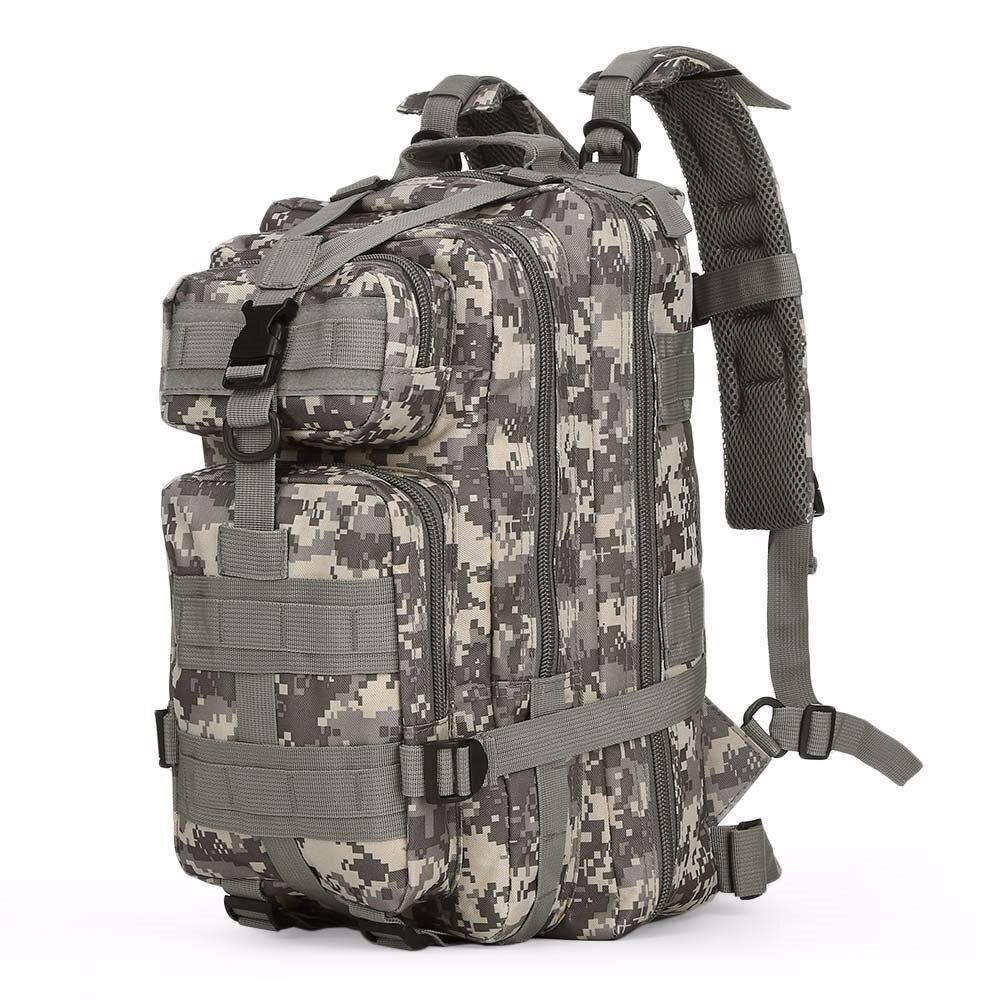 Армейский тактический рюкзак 30 л 3P, для активного отдыха, рыбалки, походов, кемпинга, пешего туризма